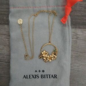 Alexis Bittar Handcrafted Choker Necklace
